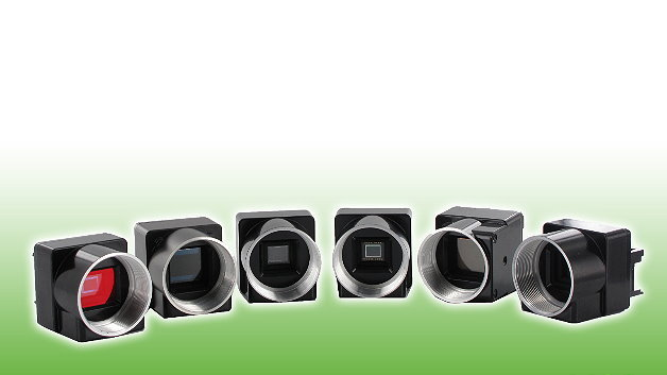 Mit Global-Shutter-CMOS-Bildsensoren von Sony sind einige der USB-3.0-Kameras von Toshiba Teli ausgestattet.