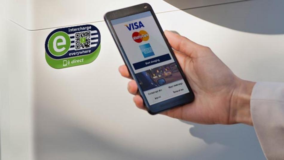 Direct Payment via Kreditkarte
