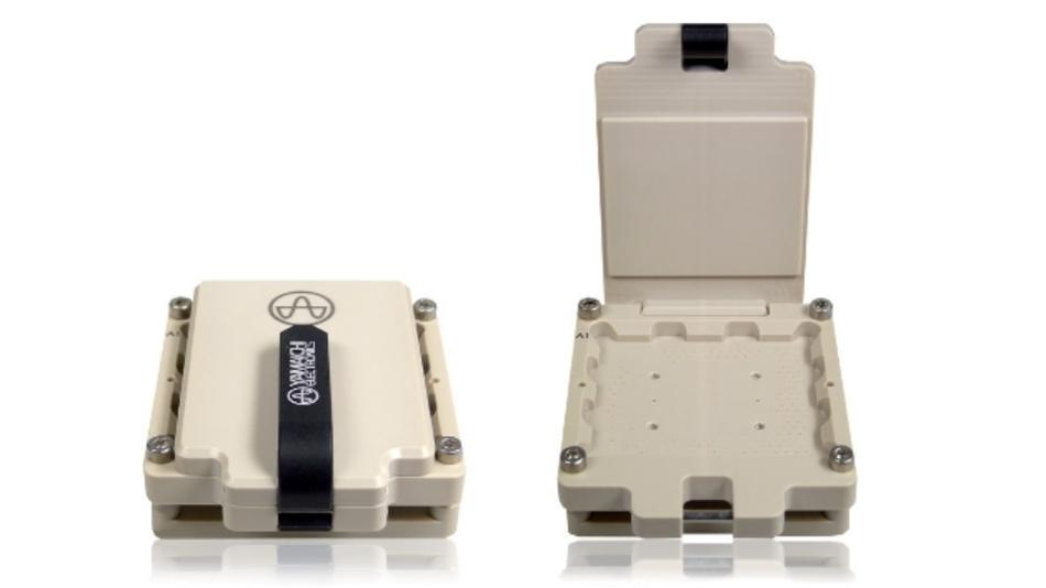 Für Anwendungen wie Prüfstandtests oder Zuverlässigkeitstests von -50 °C bis zu +150 °C eignen sich die M2M-Testsockel.