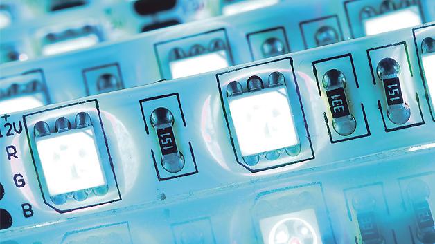 Bildverarbeitung: Die vernetzte Beleuchtung | elektroniknet.de