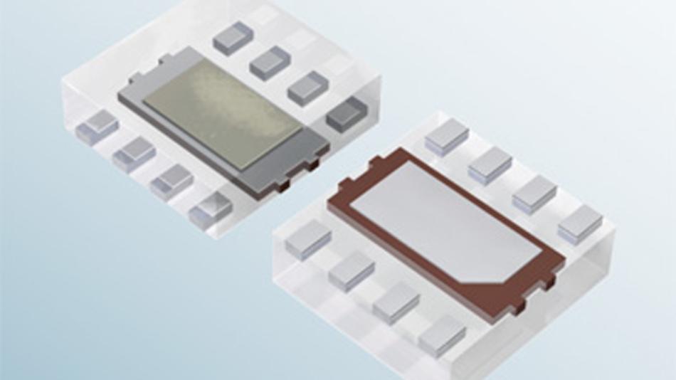 Der Sensor BH1745NUC misst die Farbtemperatur und die Helligkeit des Umgebungslichts.