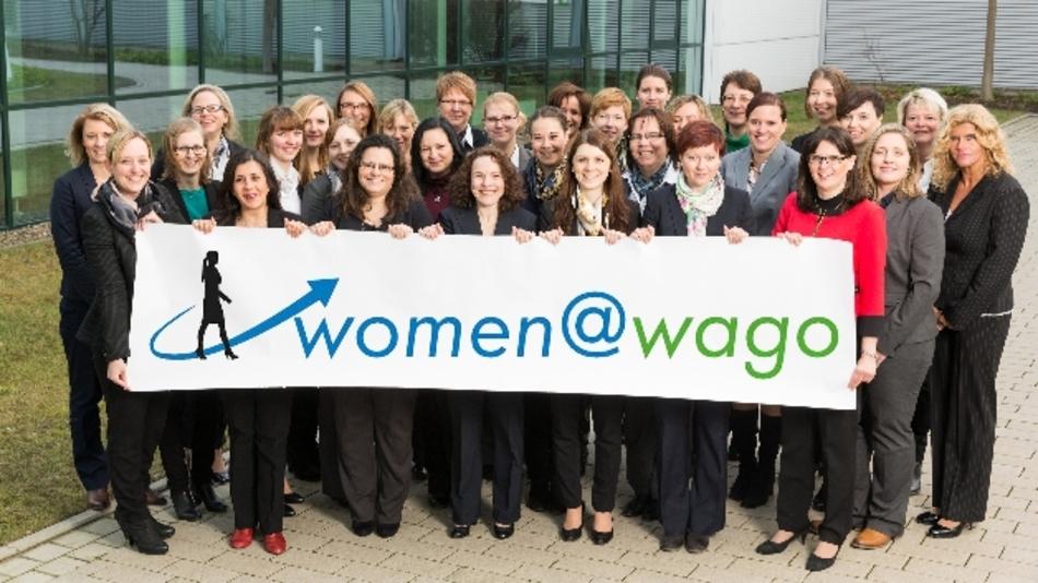 Die Mitglieder des neuen Frauennetzwerks women@wago setzen auf kollegiale Beratung und unternehmensweiten Austausch.