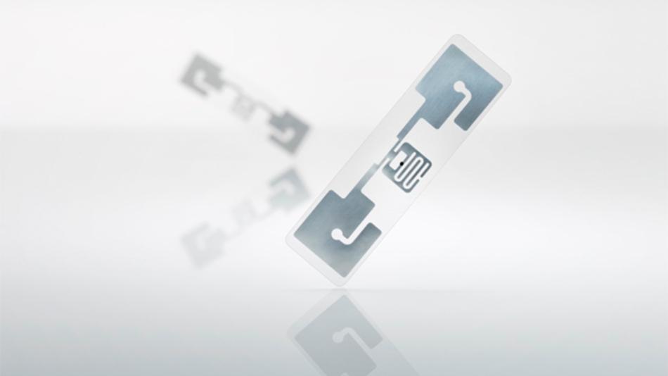 Der Sensor DOGBONE von SMARTRAC ist der erste passive Feuchtigkeits-Sensor auf dem Markt.