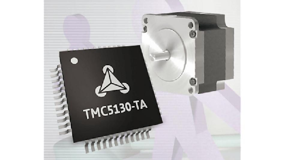 Schrittmotor-Motioncontroller & -Treiber