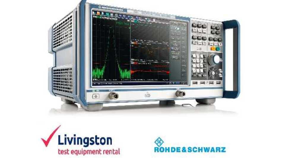 Livingston bietet nun auch hochskalierbare Netzwerkanalysatoren an