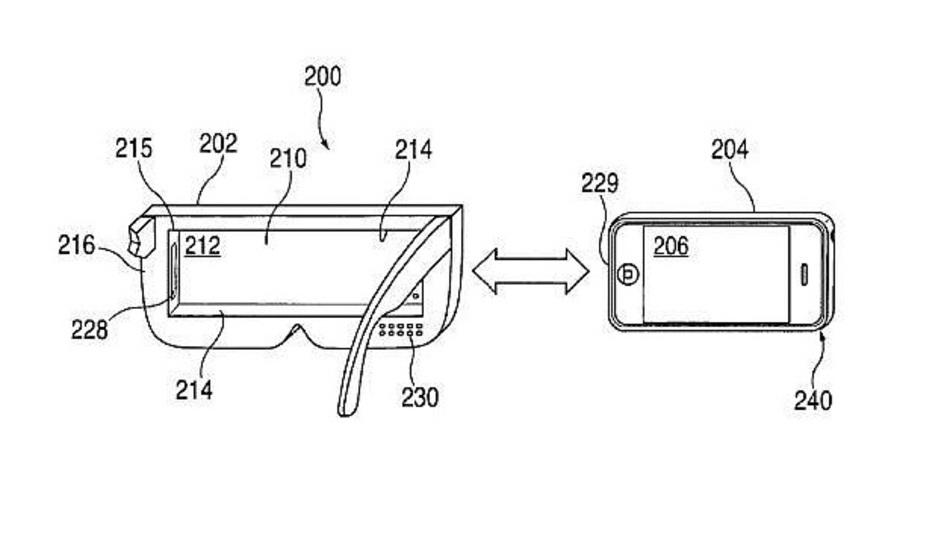 Die Brille ermöglicht stereoskopisches Sehen und verfügt über eigene Sensoren, Prozessor und Akku.