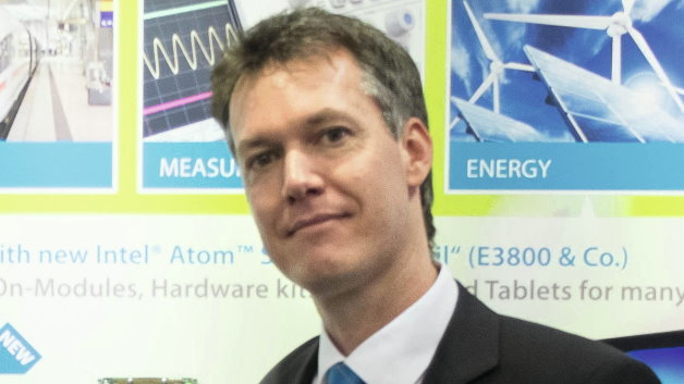 Harald Maier, Produktmanager x86/Embedded-PC der TQ-Group