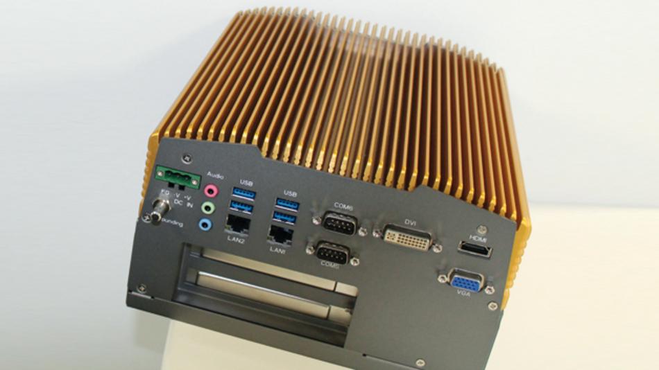 Pro SMT-Linie ist ein Trace Server erforderlich.