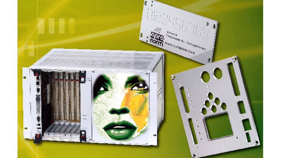 Online-Frontplatten-Service