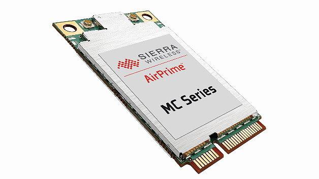 Sierra Wireless ergänzt seine Embedded-Modulserie »AirPrime MC« um zwei Versionen für LTE Advanced.