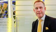 Stefan Skarin, CEO von IAR auf der embedded world 2015