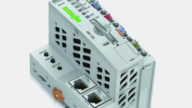 Controller KNX IP von Wago