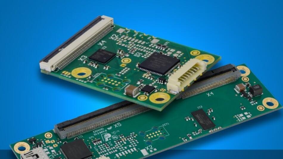 Auf Atmels Chiptsets der maxTouch-Familie mXT640T und mXT2952T2 basiert Data Moduls Touchcontroller easyTouch. Auch in Gegenwart von Flüssigkeiten ist der sichere Touch-Betrieb realisierbar.