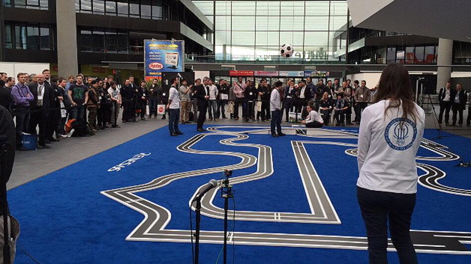 Zum ersten Mal in Europa: Die European MCU Car Rally.