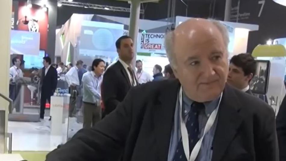 NXPs CEO Rich Clemmer äußerte sich auf dem Mobile-World-Congress in Barcelona zum Kauf des Konkurrenten Freescale.
