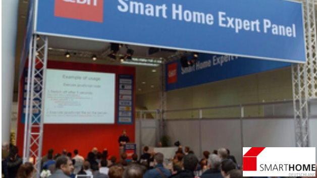 cebit diskussionsrunde der smart home initiative deutschland e v smart home erfolgreich mit. Black Bedroom Furniture Sets. Home Design Ideas