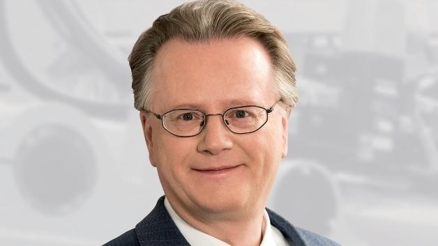 Für Unternehmer Andreas Lapp stellt der weiche Euro ein erhebliches Risiko für die deutsche Wirtschaft dar.