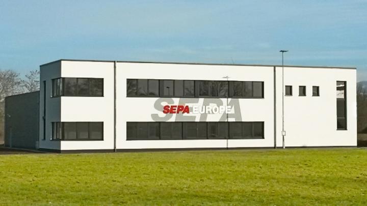 Sepa Europe, Gewerbepark Breisgau, Eschbach