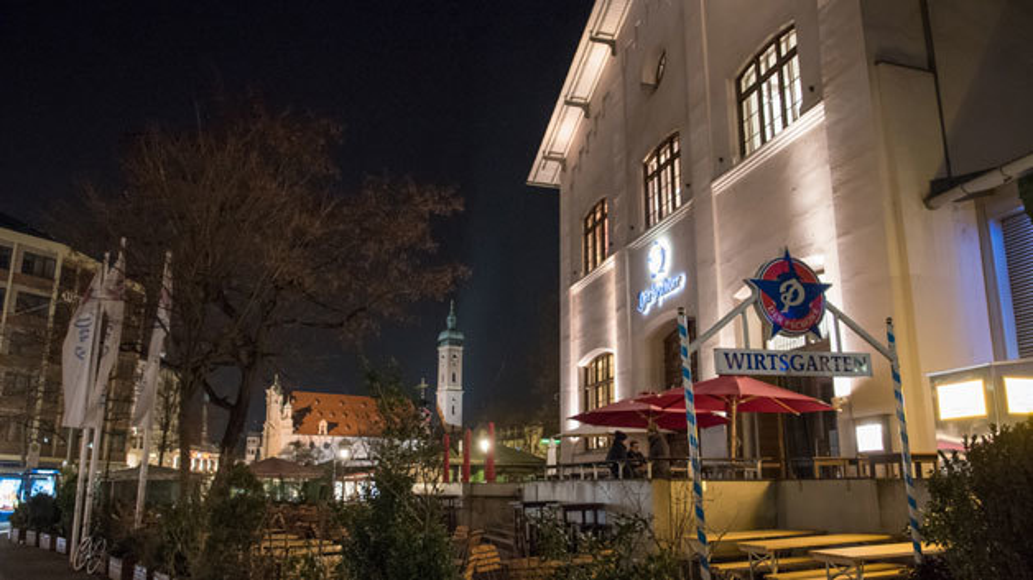 """In diesem Jahr fand die Preisverleihung der """"Elektronik-Produkte des Jahres 2015"""" im Traditionsgasthaus """"Der Pschorr"""" am Münchner Viktualienmarkt statt."""