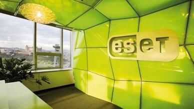 Eset-Hauptquartier in Bratislava (Slowakei)