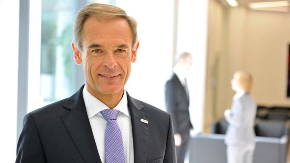Dr. rer. nat. Volkmar Denner, Vorsitzender der Geschäftsführung der Robert Bosch GmbH.