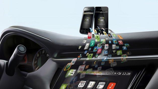 Neue Apps fürs Auto – darum geht es beim Connected Car MediaHackDay.