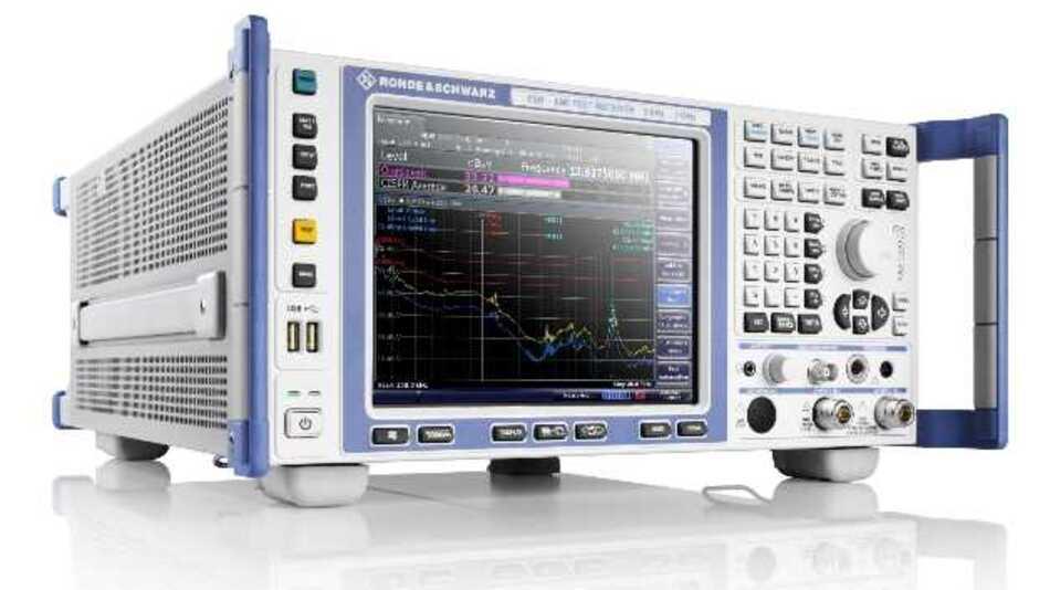 Rohde & Schwarzt präsentiert seine Highlights der EMV-Messtechnik