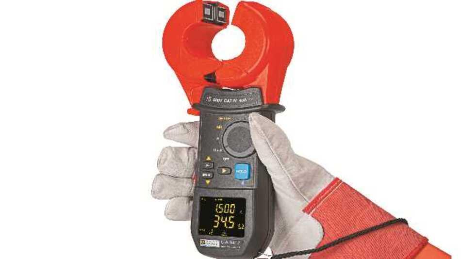 Die Erdungsprüfzangen C.A 6416 und C.A 6417 von Chauvin Arnoux sind für den täglichen Einsatz im Elektrohandwerk, bei Prüforganisationen sowie für Wartungstechniker im Baugewerbe, in der Elektrotechnik und der Telekommunikation entwickelt.