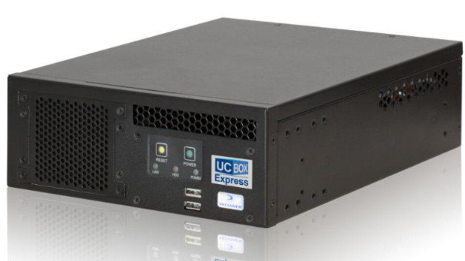 »UCBox Express« von Bressner Technology ist Spezialist zur Nutzung von »Skype for Business« (Lync).