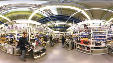 Industrie 4.0 in der Getriebemotoren-Fertigung der SEW-Eurodrive