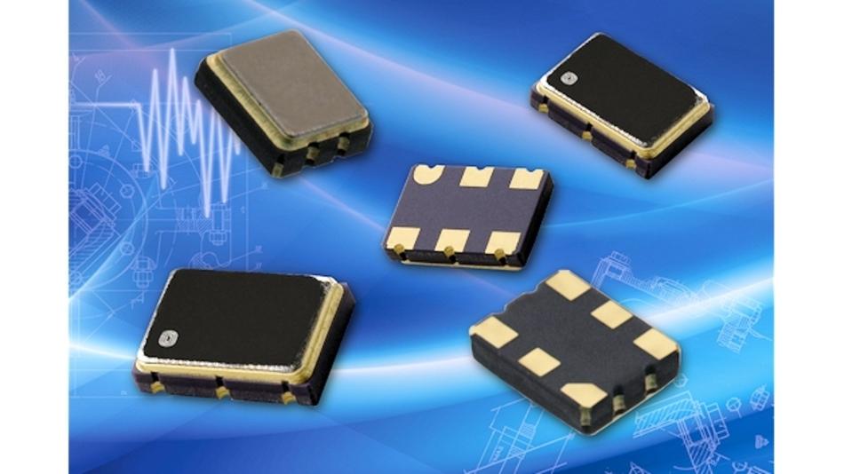 ECSpressCON - konfigurierbare Low-Jitter-Oszillatoren