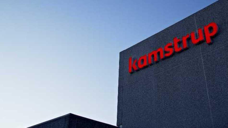 Umgerechnet rund 239 Millionen Euro wert ist der Großauftrag für Kamstrup