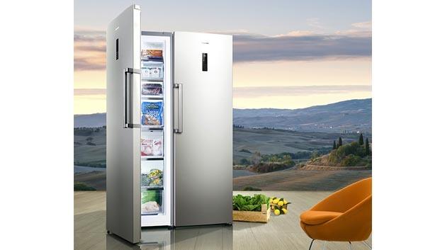Side By Side Kühlschrank Hisense : Hisense haushaltsgeräte perfekt in design und funktion