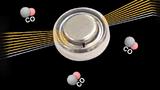 Weltweit erster elektrochemischer CO-Sensor im Knopfzellenformat mit  über 10 Jahren Lebensdauer