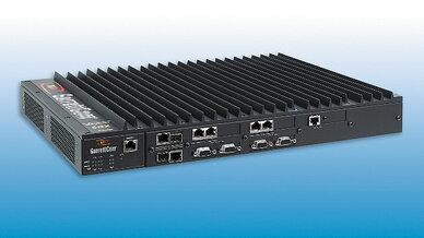 Beldens Dual-Router »Magnum 5RX« kombiniert Routing- mit Sicherheits-Funktionen.