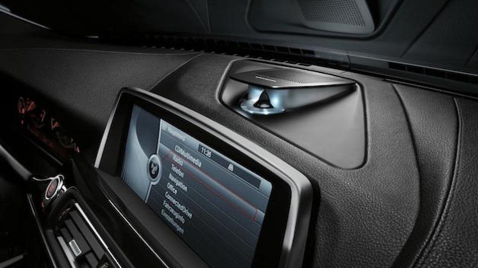 Bang & Olufsen Sound-System im 6er BMW.