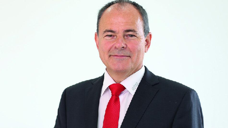 Geschäftsführer Johannes Rehm