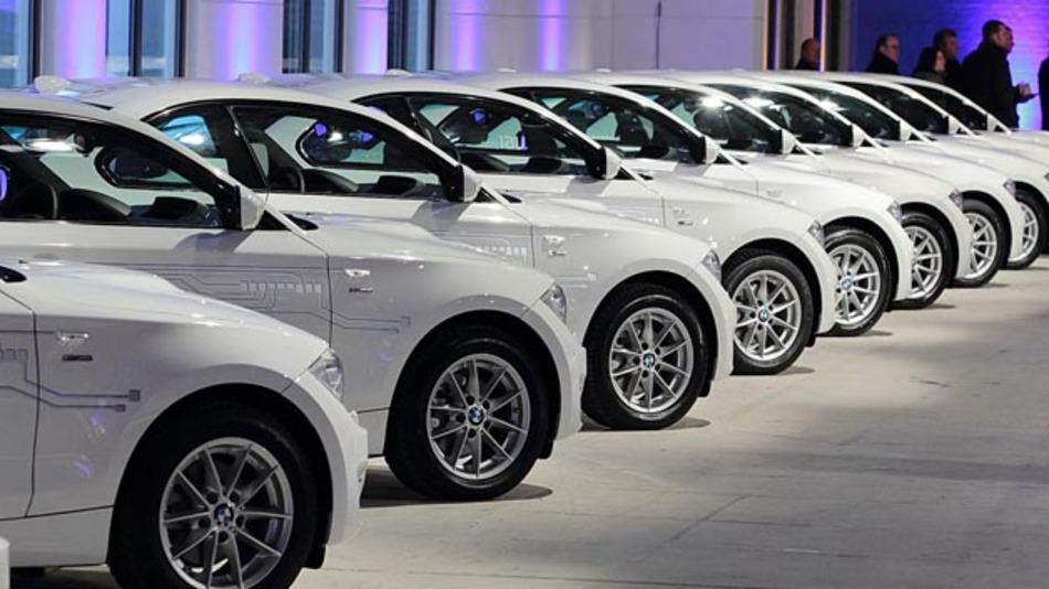 Ist die Reichweite von Elektrofahrzeugen für den täglichen Einsatz ausreichend? Als Testfahrzeug fungierte ein BMW ActiveE.