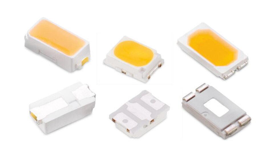 Für vielfältige Anwendungen eignen sich die neu bei Würth Elektronik eiSos erhältlichen weißen Top-View-LEDs
