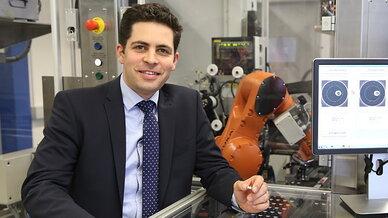 Neuer CEO bei der Schurter AG: Christian Holzgang