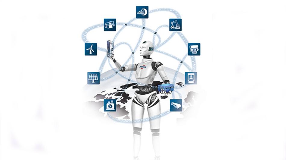 Datenkommunikation für das industrielle Internet