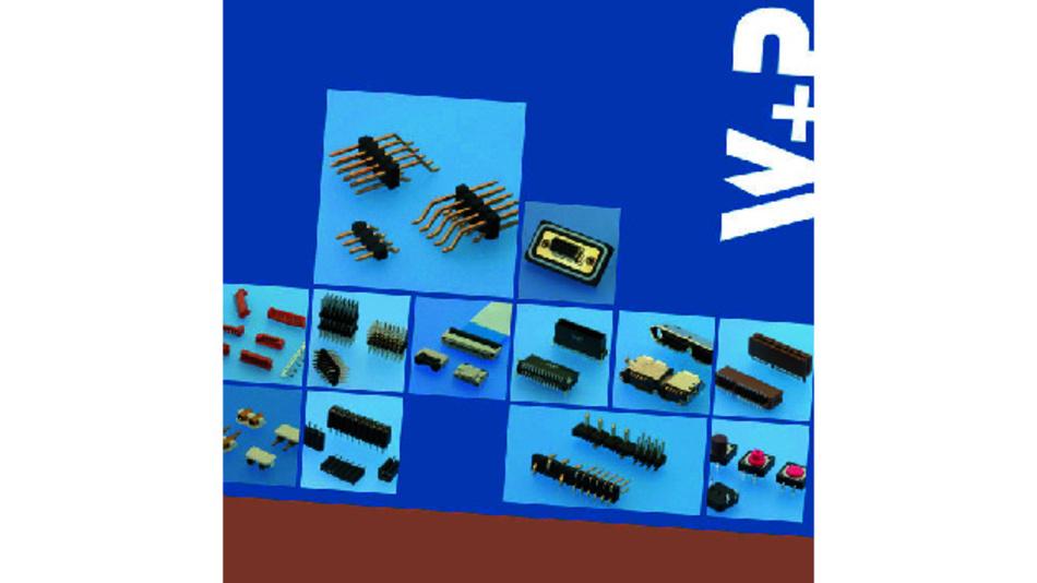 W+P Steckverbinder-Katalog 2015
