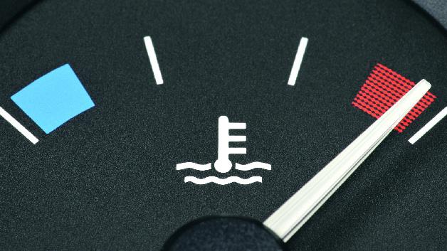 Elektronikmodule dürfen in den seltensten Fällen in roten Temperaturbereich vordringen, ohne Schaden zu nehmen