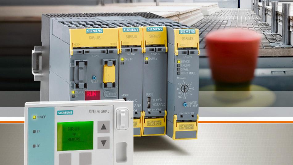 Anwenderfreundliche Sicherheitsschaltgeräte