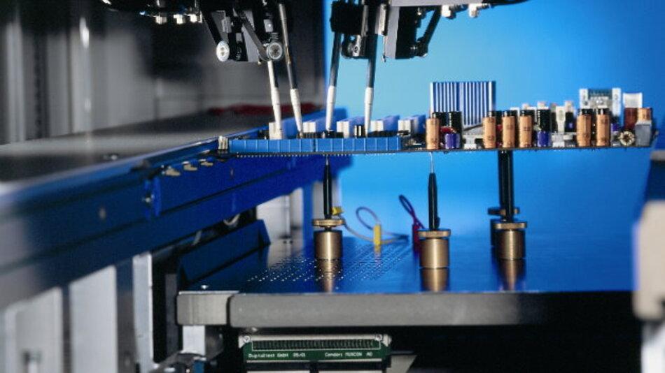 Seit nunmehr 35 Jahren sorgen die Testsysteme von Digitaltest für einen sicheren Leiterplattentest