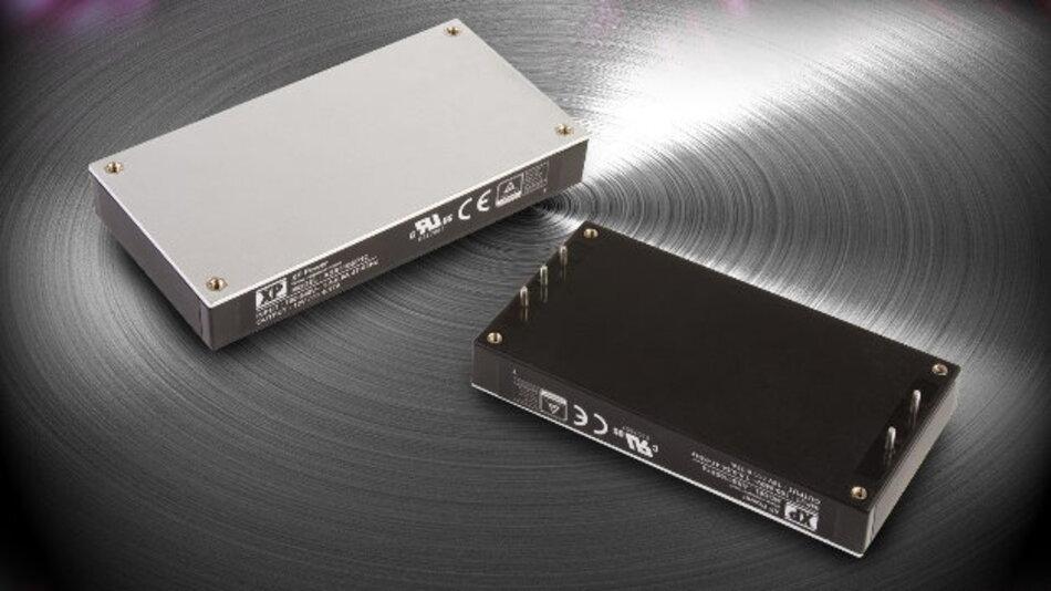 Im Leerlauf nimmt das Full-Brick-Netzteil »ASB110« weniger als 0,3 W auf.
