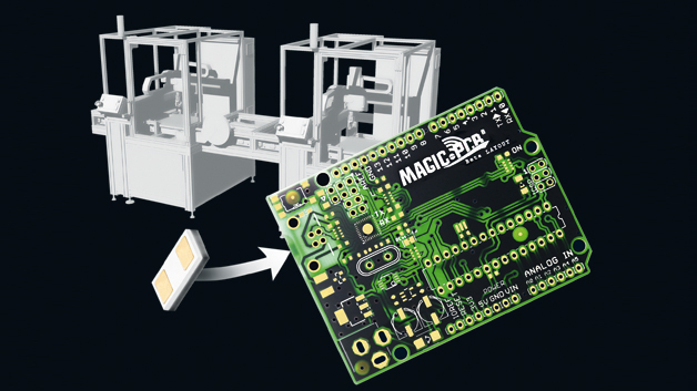 Magic PCB - Leiterplatte 
