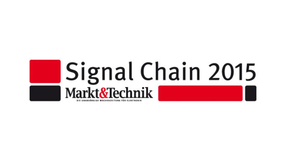 Markt&Technik Signal Chain am 1. Juli 2015 in Stuttgart