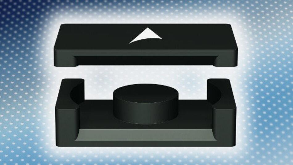Das Ferritmaterial »N59« ist für Schaltfrequenzen von 700kHz bis 2MHz optimiert.