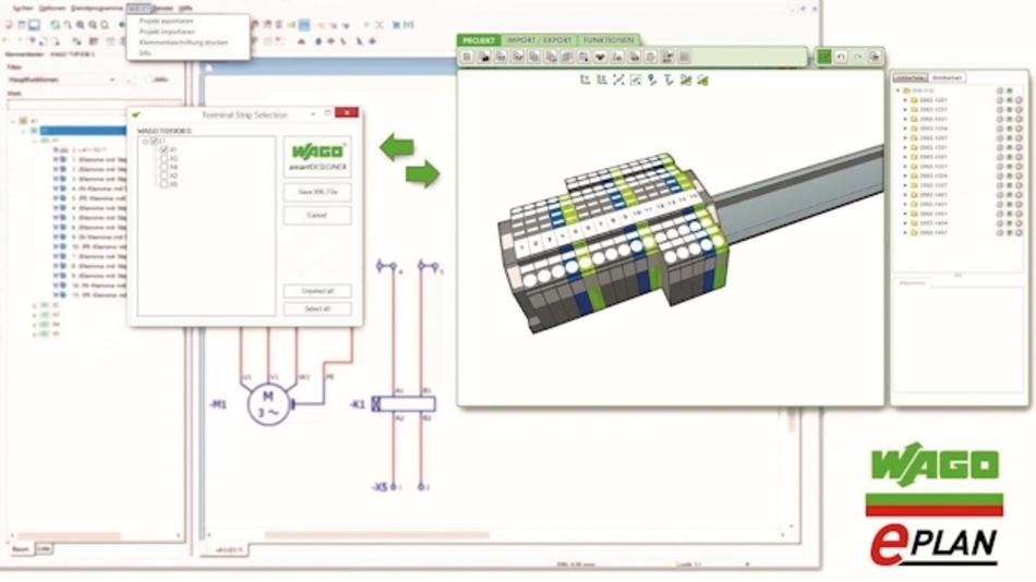 Onlineprojektierungstool Smartdesigner